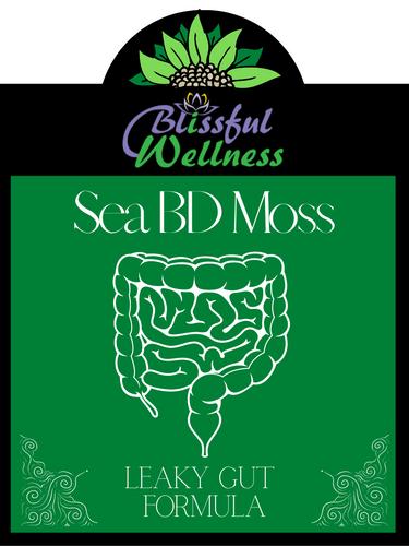 Sea BD Moss Leaky Gut/Inflammatory Bowel Gel