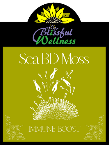 Sea BD Moss Immune Boost