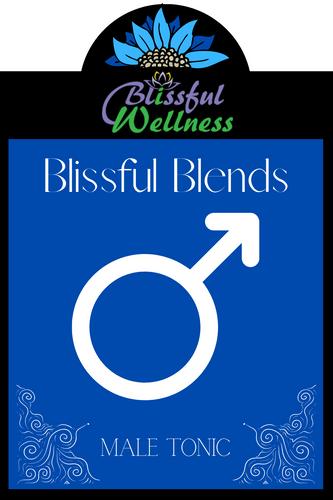 Blissful Blends Male Tonic (Powder)
