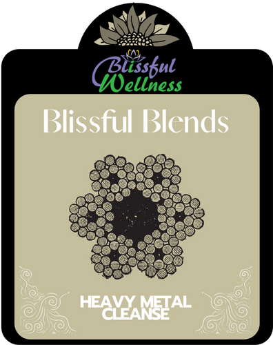 Blissful Blends Heavy Metal Flush (Powder)