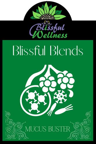 Blissful Blends Mucus Buster (Powder)