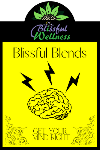 Blissful Blends Get Your Mind Right {Powder)