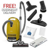 Miele Calima Complete C3 Canister Vacuum Cleaner w/ FREE Overnight Delivery!