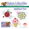 Dakota Collectibles Applique Fun Embroidery Design CD
