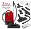 Miele Complete C3 HomeCare Canister Vacuum Cleaner & SEB 228 Powerhead w/ 5-Year Warranty!