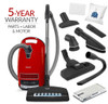 Miele Complete C3 HomeCare Canister Vacuum Cleaner & SEB 236 Powerhead w/ 5-Year Warranty!