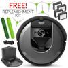 iRobot Roomba i7 Automatic Robotic Vacuum Cleaner w/ Free Genuine Replenishment Kit ($49.99 Value)