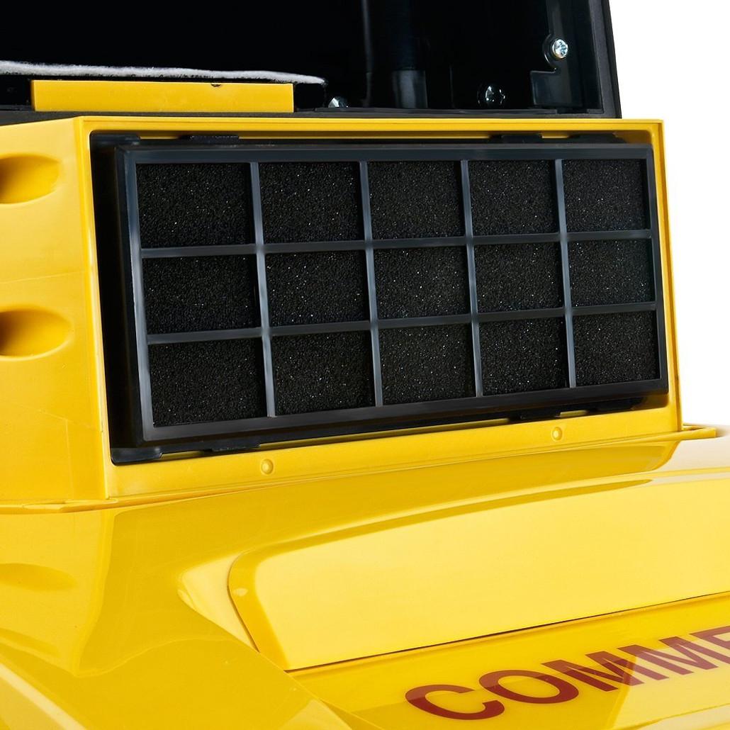 Carpet Pro Commercial CPU-2 Vacuum Cleaner