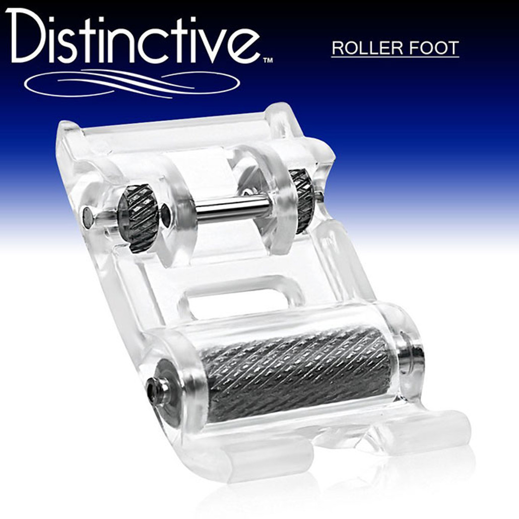 Distinctive Roller Sewing Machine Presser Foot w/ Free Shipping