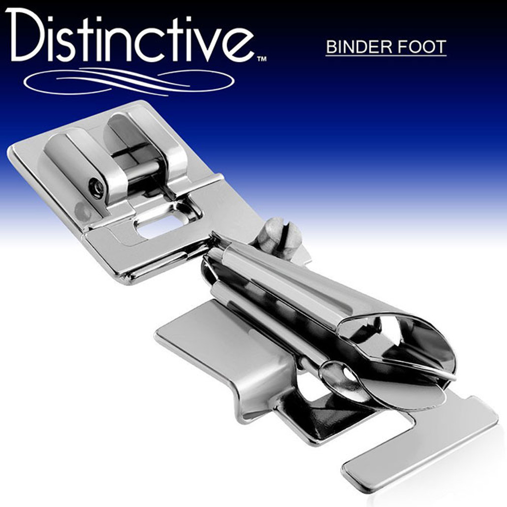 Distinctive Binder Sewing Machine Presser Foot w/ Free Shipping