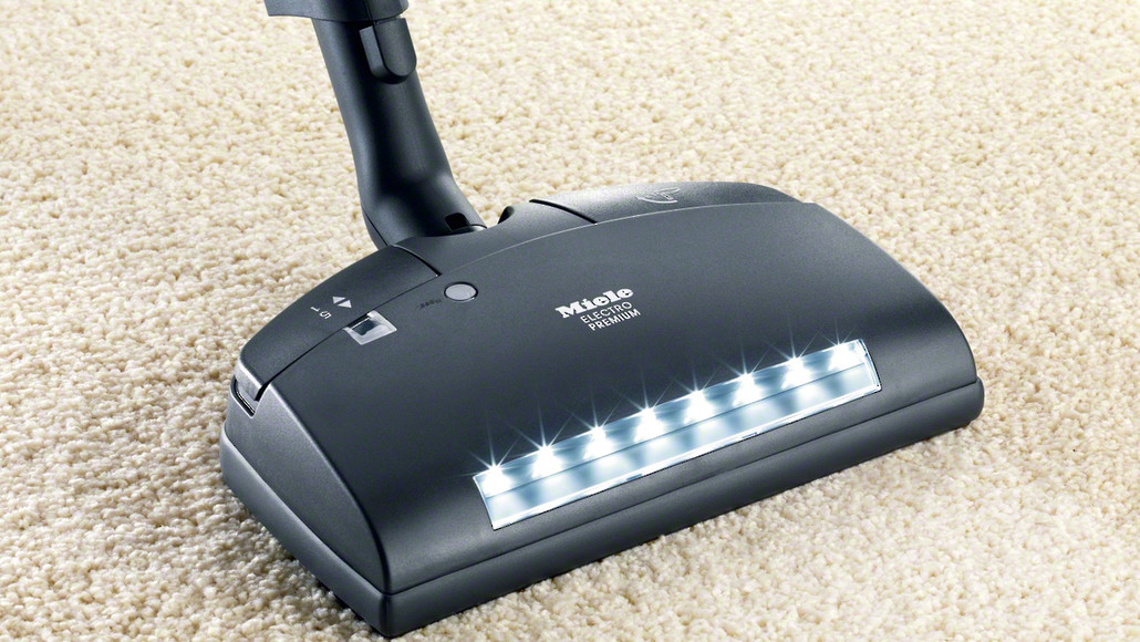 Miele Complete C3 Brilliant Canister Vacuum Cleaner & SEB 236 w/ FREE Overnight Delivery!