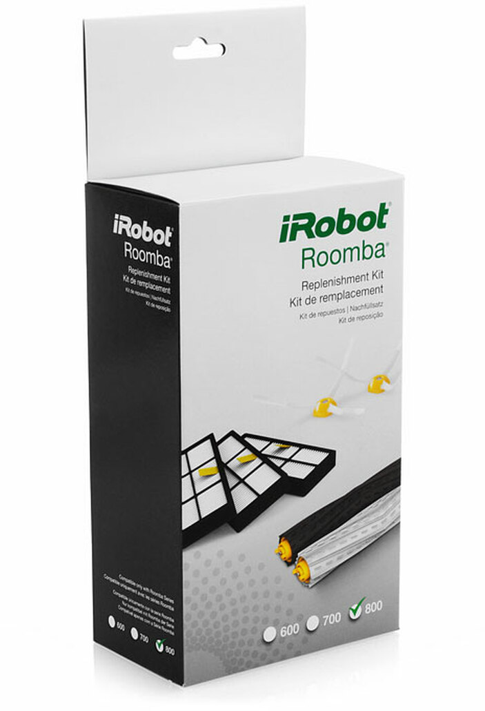 Genuine iRobot Roomba 800 and 900 Series Replenishment Kit
