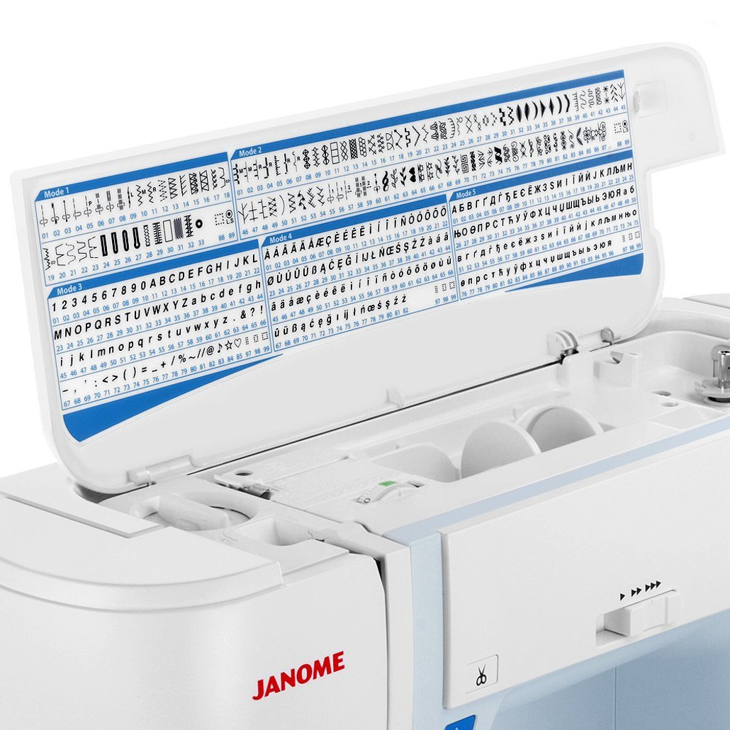 Janome Skyline S3 Computerized Sewing Machine w/ FREE! 9-Piece V.I.P Reward Package and FREE! 2nd-Day Shipping