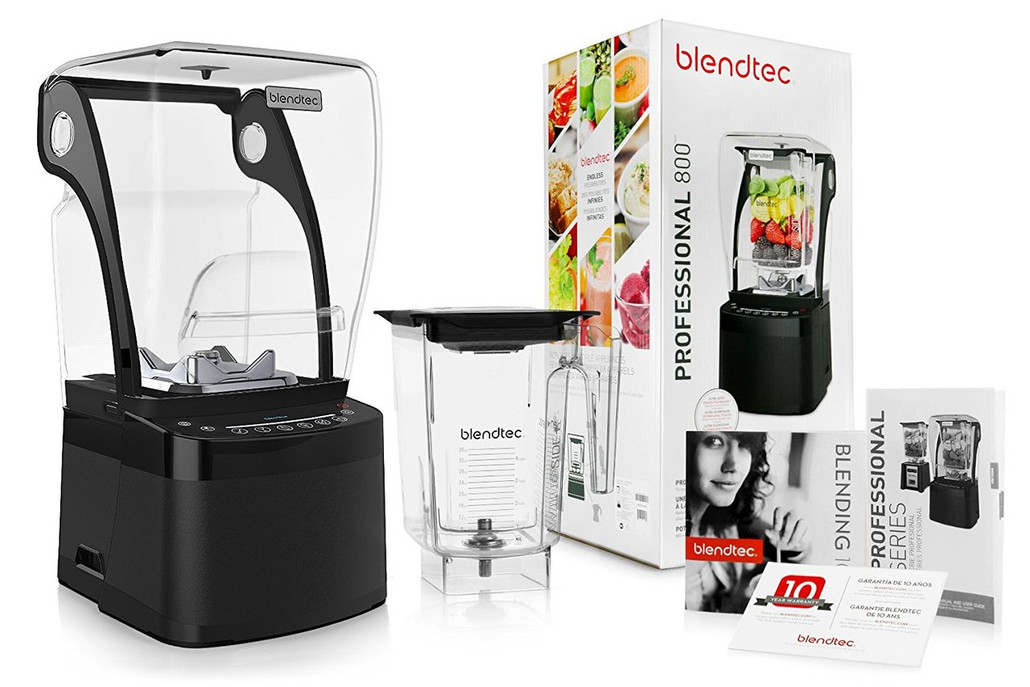 Blendtec Professional 800 Blender w/ FREE Overnight Delivery!