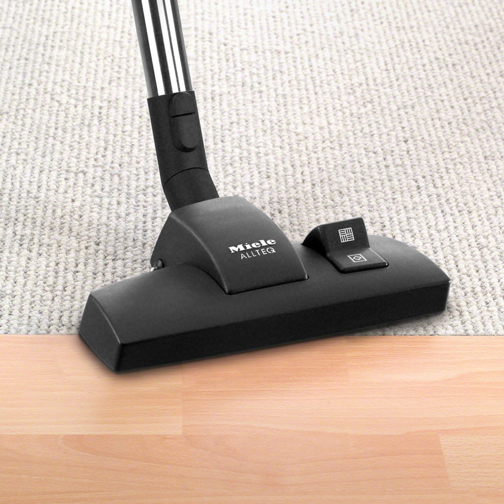 Miele Complete C3 HomeCare+ Canister Vacuum Cleaner & SEB 236 Powerhead w/ 10-Year Warranty!