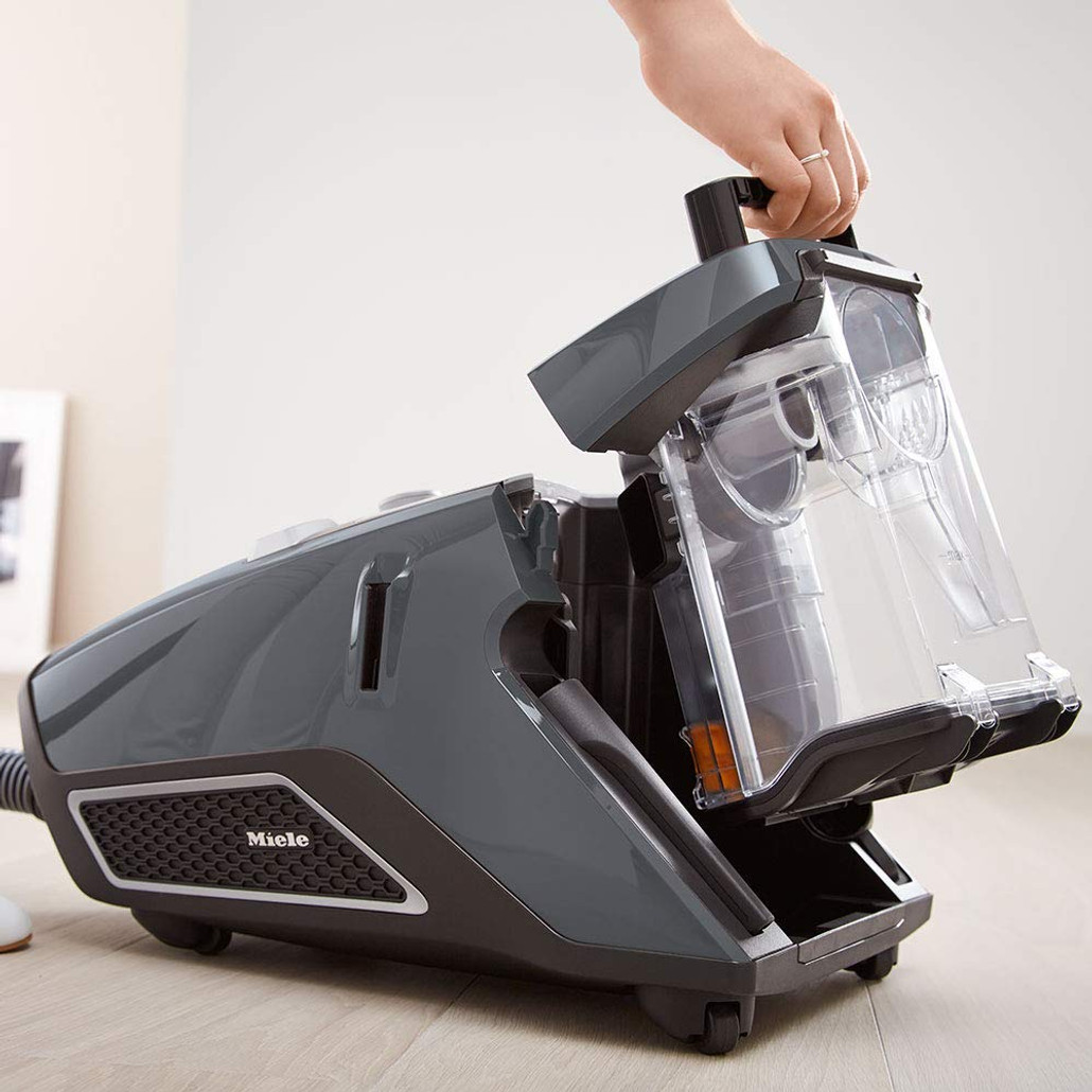 Miele Blizzard CX1 Pure Suction Bagless Canister Vacuum w/ FREE Overnight Delivery!