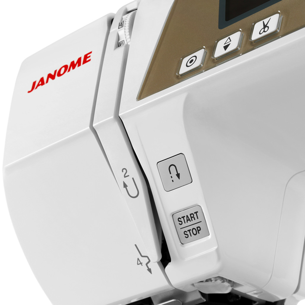 Janome 3160QDC Computerized Sewing Machine w/ Hard Cover + Extension Table + Quilt Kit + More!
