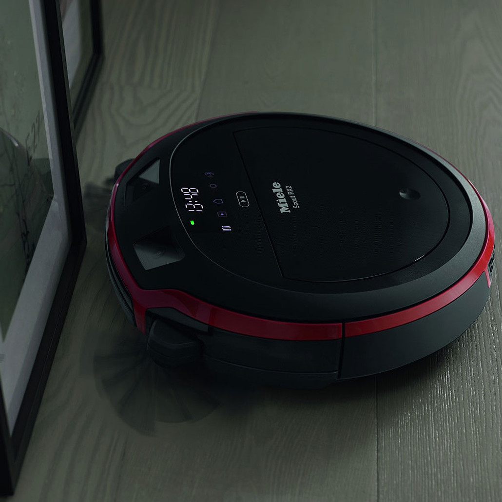 Miele Scout RX2 Automatic Robotic Vacuum Cleaner w/ FREE Overnight Delivery!