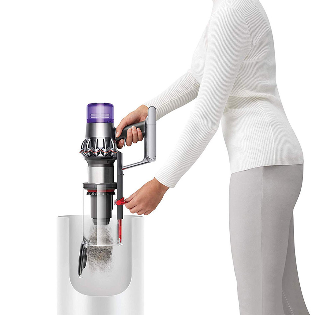 Dyson V11 Torque Drive Cord-Free Vacuum Cleaner - Comes w/ Torque Drive Cleaner Head + Color LCD Screen + Free Genuine Mattress Tool ($29.99 Value)
