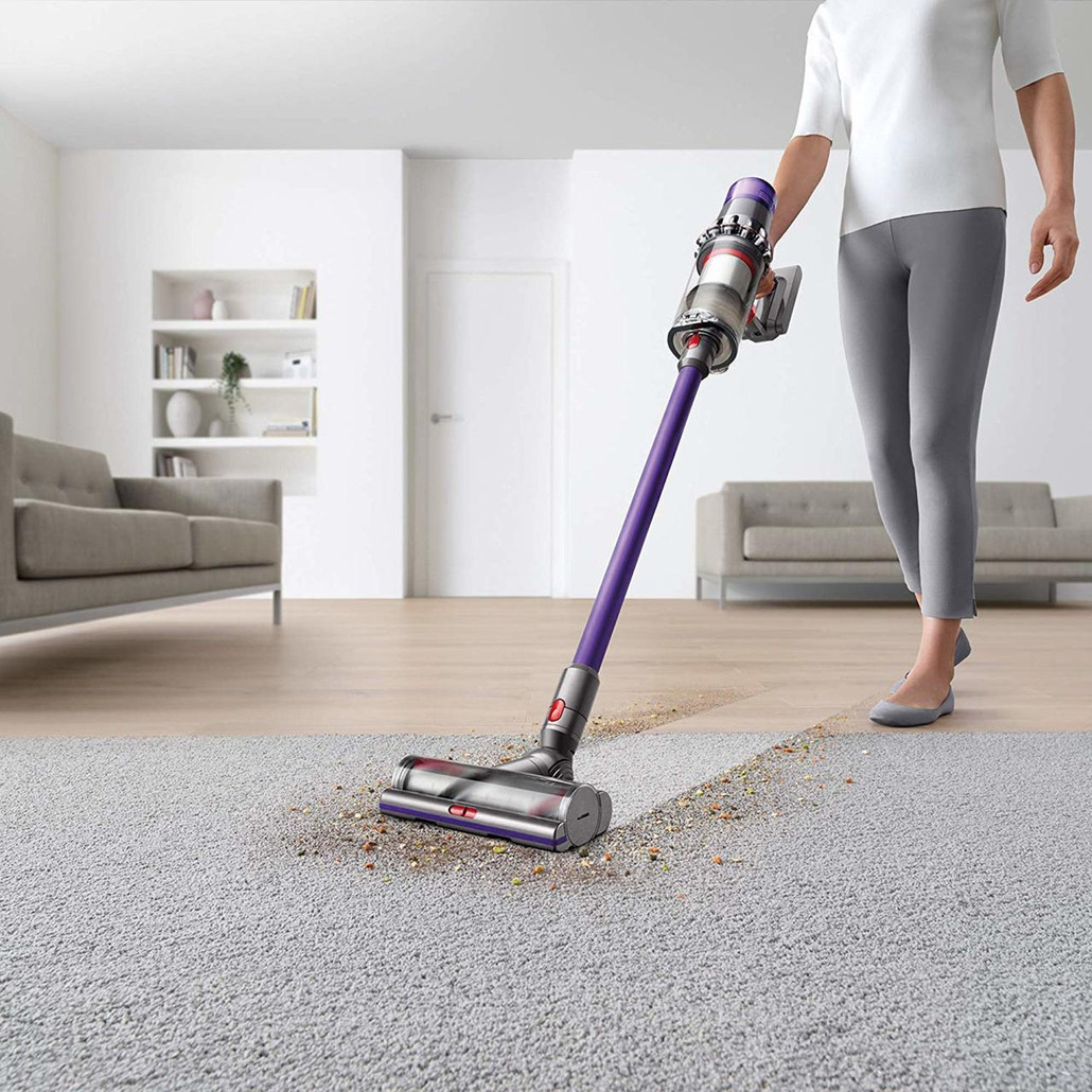 Dyson V11 Animal Cord-Free Vacuum Cleaner - Comes w/ Torque Drive Cleaner Head + Mini Motorized Tool + Free Genuine Mattress Tool ($29.99 Value)