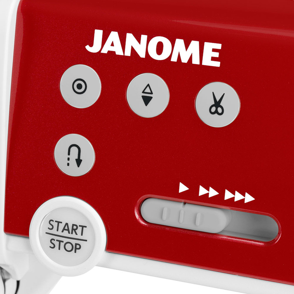 Janome Memory Craft 6650 Computerized Sewing Machine w/ FREE! Next-Day Shipping