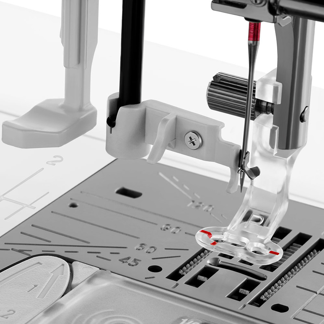 Janome Memory Craft 9850 Computerized Sewing and Embroidery Machine w/ FREE! 4-Piece V.I.P Reward Package and FREE! 2nd-Day Shipping