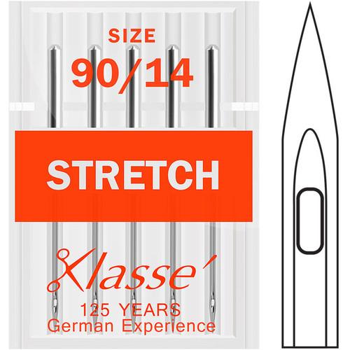 Klasse Stretch 90-14 Sewing Needles