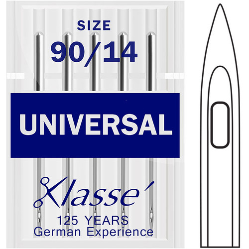Klasse Universal 90-14 Sewing Needles
