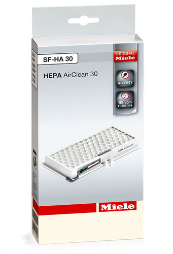 Miele SF-HA 30 AirClean HEPA Vacuum Cleaner Filter