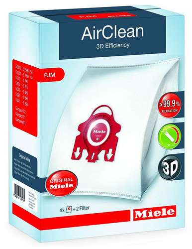 Miele FJM AirClean Vacuum Cleaner Bags
