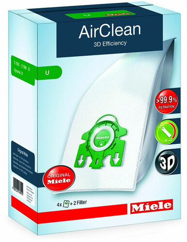 Miele U AirClean Vacuum Cleaner Bags