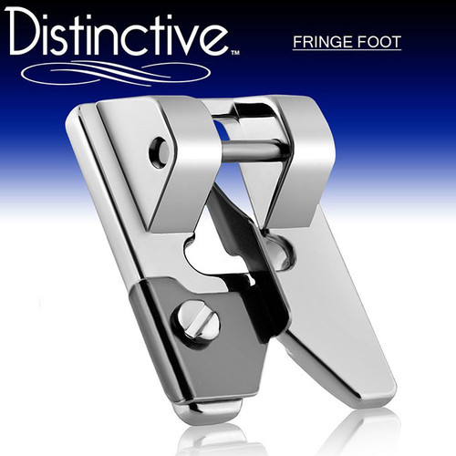 Distinctive Fringe Sewing Machine Presser Foot w/ Free Shipping