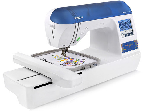 Brother Designio (DZ820E) Embroidery Machine