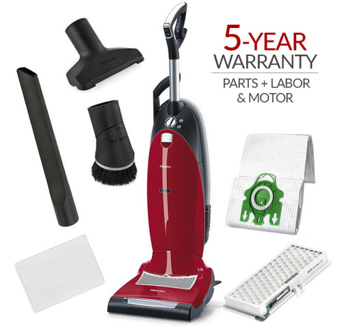 Miele HomeCare U1 Dynamic Upright Vacuum Cleaner w/ 5-Year Warranty!