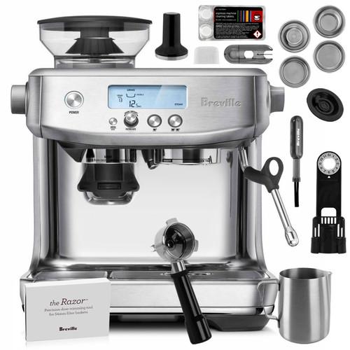 Breville BES878BSS Barista Pro Espresso Machine