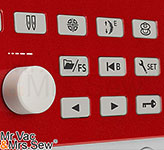 Easy-To-Use Control Panel