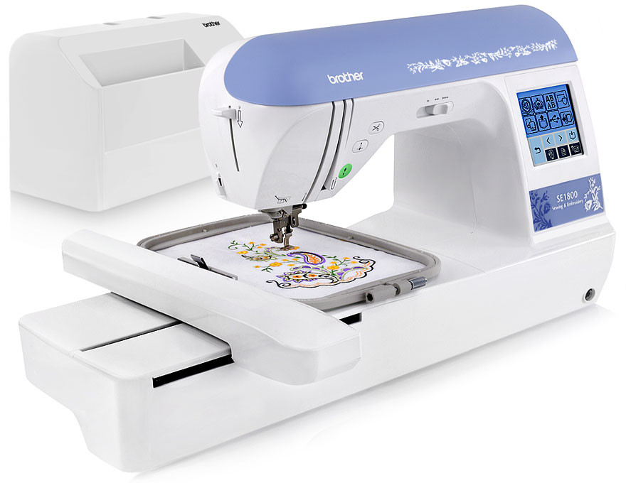 Brother Se1800 Embroidery Amp Sewing Machine Free Shipping