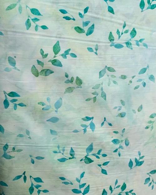 Mint Leaves Batik