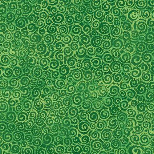 Green Basic Swirl