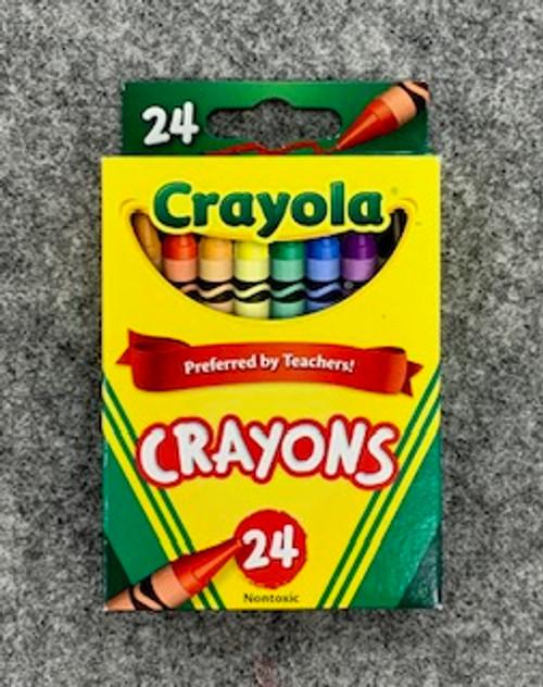 crayons 24