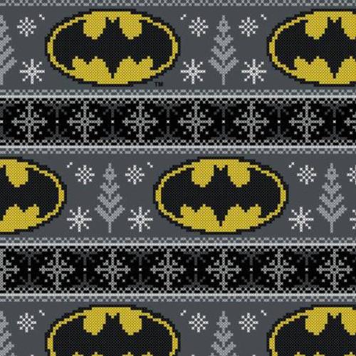batman Christmas sweater