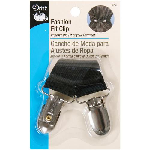 BLACK     -FASHION FIT CLIP
