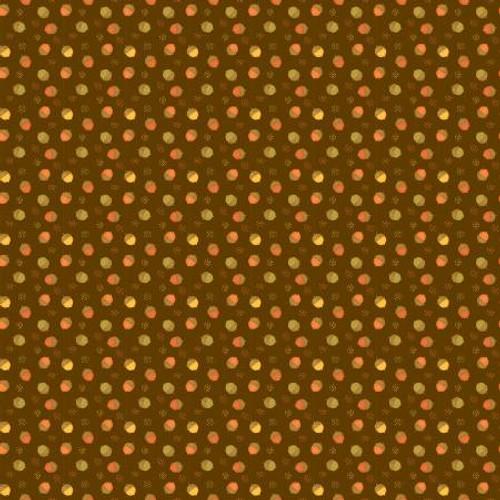 Chocolate Autumn Acorns