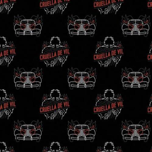 Black Disney Cruella De Vil Total Chaos