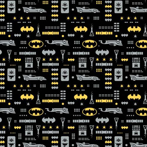 Black Batman Icons
