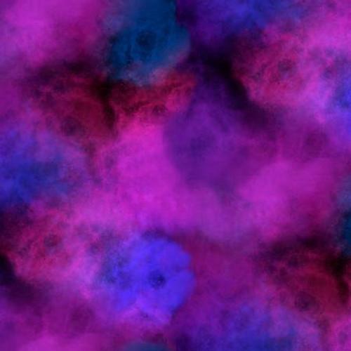 Multi Star Bright Sky Glitter