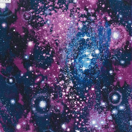 Midnight Galaxy w/Glitter