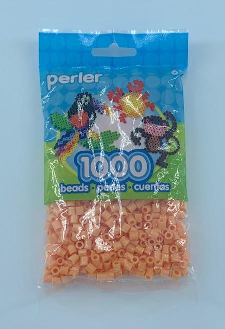 APRICOT PERLER BEAD BAG 1000