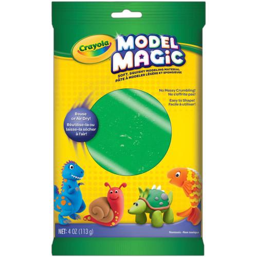 GREEN MODEL MAGIC