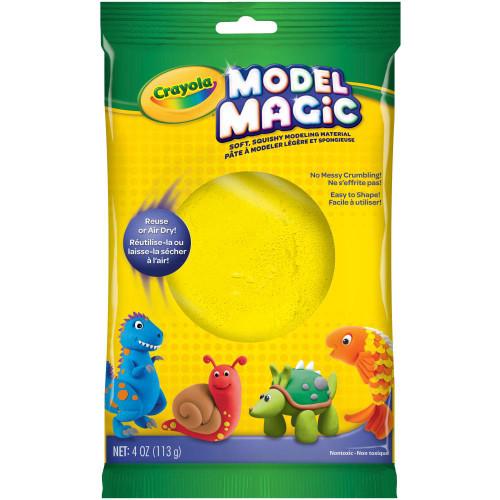 YELLOW MODEL MAGIC